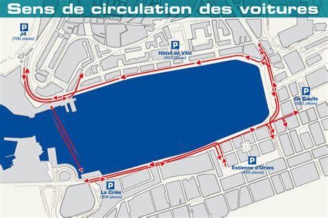 le plan de circulation du vieux port de marseille projet de r 233 am 233 nagement et de r 233 organisation