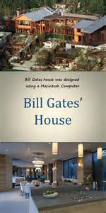 bill gates house plans pictures 35 more and interesting facts that may