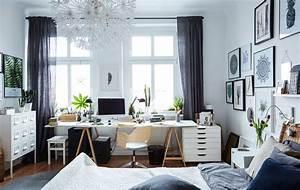 Schreibtisch Im Schlafzimmer : arbeitsplatz im schlafzimmer eine gute kombination spaces pinterest arbeitspl tze ~ Sanjose-hotels-ca.com Haus und Dekorationen