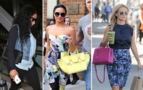 celebrity daughters dominate  celeb    bags