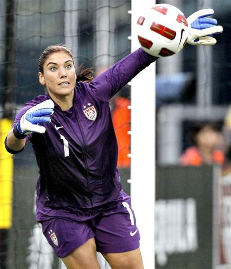 Hope Solo Instagram