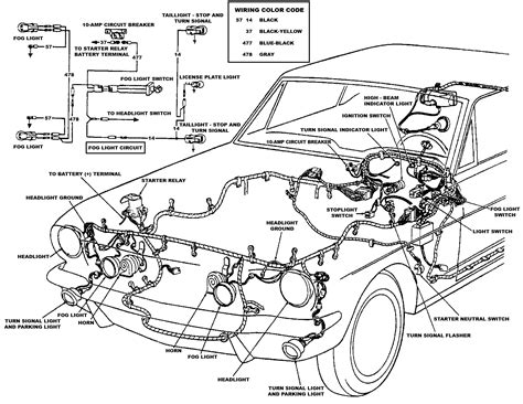 Dodge Fog Light Wiring Diagram Auto Electrical
