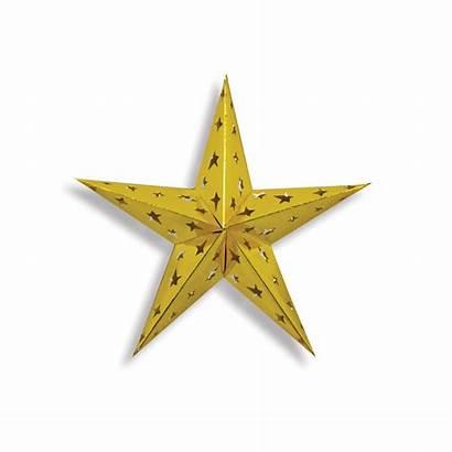 Moravian Stars Dimensional Foil Night Starry Theme