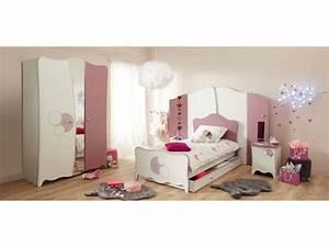 Chambre Conforama Adulte : lit 90x190 cm elisa vente de lit enfant conforama ~ Teatrodelosmanantiales.com Idées de Décoration