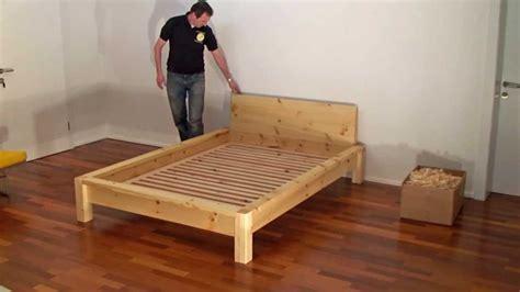 ein zirbenbett der tischlerei grossegger youtube