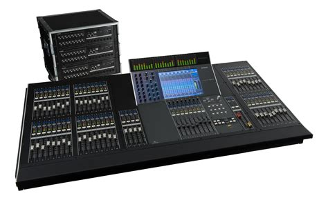 yamaha console yamaha m7cl 48es 48 channel digital mixing console cps