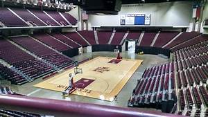Reed Arena Seating Chart Reed Arena Section 210 Rateyourseats Com