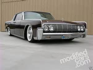 Custom Lincoln Continental