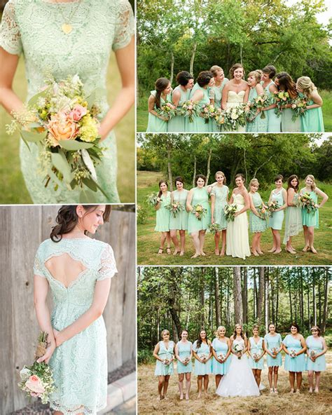 mint green dresses for wedding bridesmaid dress trend let 39 s go mint tulle chantilly wedding