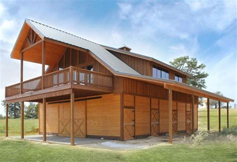 Apartment Barn Plans by 31 Best Barns With Living Quarters Images On
