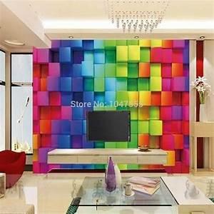 Aliexpress.com : Buy 3d wallpaper TV background wall paper ...