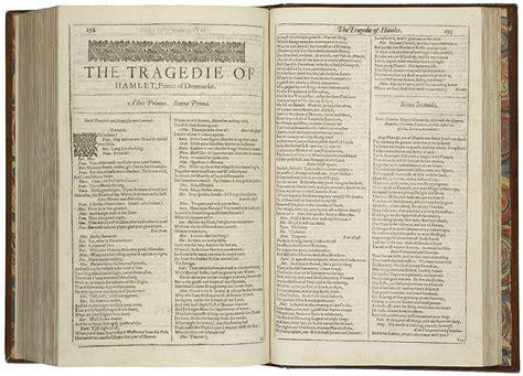 the new york historical society showcases shakespeare s folio