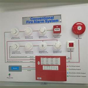 New Version Fire Alarm Control Panel Fire Alarm Control