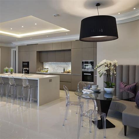 Kitchen Nook Uk by Breakfast Nook With Simple Glam Clean Lines Just Needs