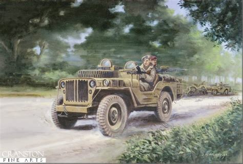 ww2 jeep drawing wwii jeep art from cranston fine arts ewillys