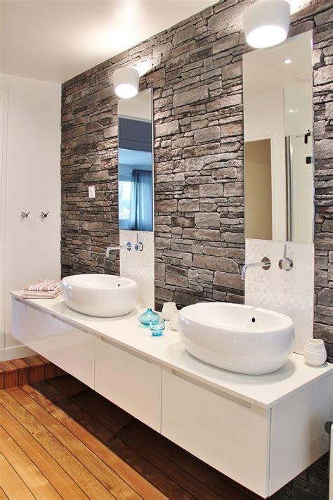 parement salle de bain r 233 novation zen maison typique 233 es 70 agence architecte int 233 rieur