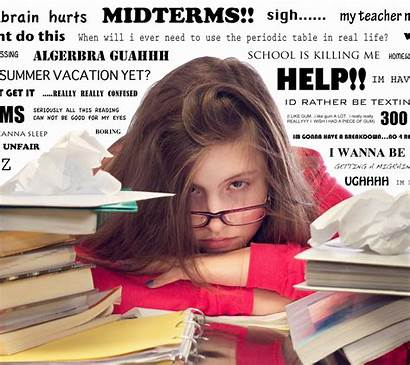 Study Hard Midterms Funny Wallpapers Balancing Hpat