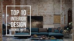 Interior Design Trends 2017 YouTube