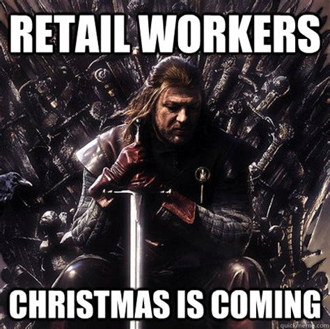 Christmas Is Coming Meme - shopping online vs shopping in store belfastvibe