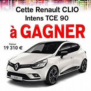 Jeux De Voiture Renault : jeu blancheporte une voiture renault clio gagner ~ Medecine-chirurgie-esthetiques.com Avis de Voitures