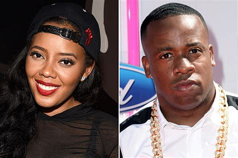 Angela Simmons Is Engaged, But It's Not To Yo Gotti