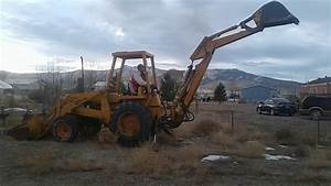 Case 480b Construction King Backhoe  6000