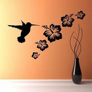 Vinyl wall stickers flowers Home Decor & Interior/ Exterior
