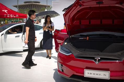 Tesla In Talks To Set Up Electric Car Factory In Shanghai
