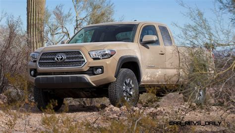 Toyota Tacoma Road Accessories by 2016 Toyota Tacoma Trd Road 16