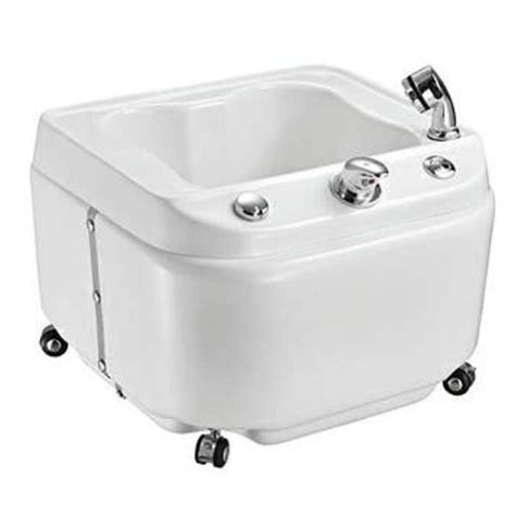 used portable pedicure chair portable foot spa pedicure tub images