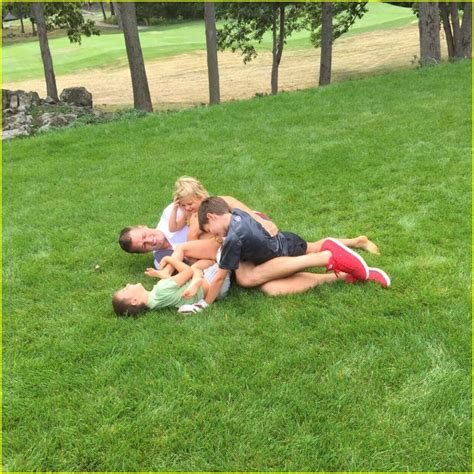 I didn't want to have kids or get married until my late 30s. Tom Brady's Kids Are So Cute - See His Family's Best ...
