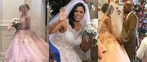 inside omarosa39s wedding lisa a la mode With omarosa wedding dress