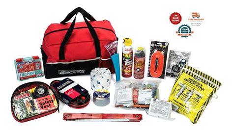 Top 5 Best Emergency Car Kits