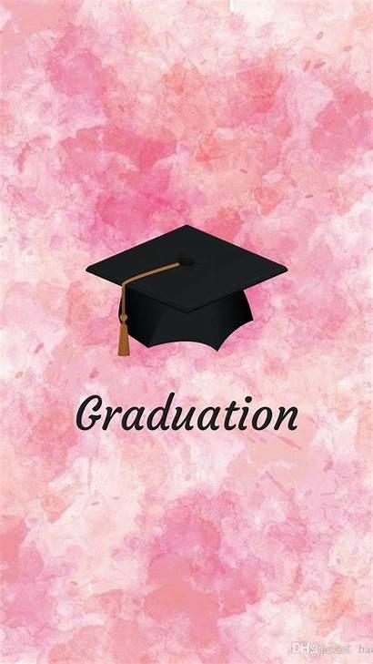 Graduation Background Pink Instagram Highlights Highlight Student