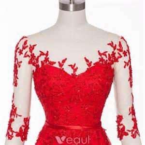 robe de mariã e dos dentelle robe de soirée longue 2016 en dentelle paillettes appliques en mousseline robe de