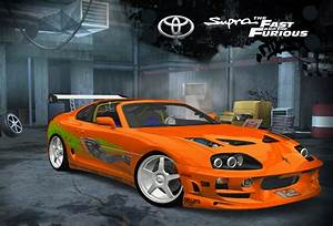 Need For Speed Most Wanted 1994 Toyota Supra Fast U0026furious
