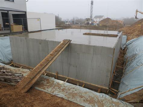 Kellerdecke Wird Betoniert