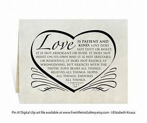 wedding card program invitation love is patient and With wedding invitation quotes from the bible