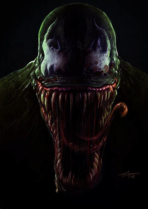 Venom By Saadirfan On Deviantart