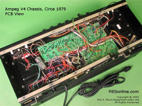 1979 eg v4 guitar lifier with eg v4 speaker cabinet