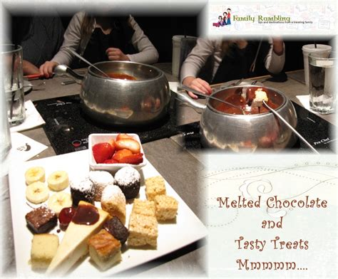 melting pot club fondue dinner with at the melting pot in country club plaza kansas city missouri family rambling