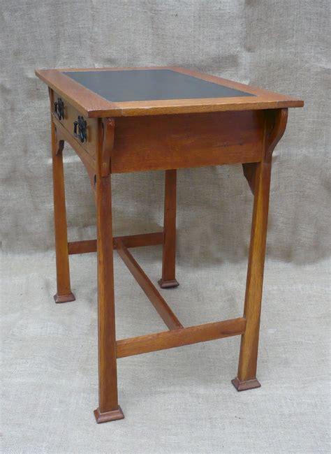 arts and crafts desk arts and crafts desk in golden oak antiques atlas