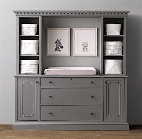 Baby Changer Dresser Unit by The World S Catalogue Of Ideas