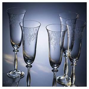 Gläser Mit Gravur Günstig : cocktail gl ser bohemia cristal sektkelche 190ml romance 6er set edle pantographie ~ Frokenaadalensverden.com Haus und Dekorationen