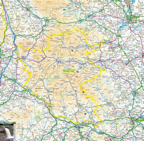 maps yorkshire  yorkshire dales  pinterest