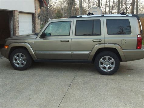 used jeep commander 2006 jeep commander pictures cargurus