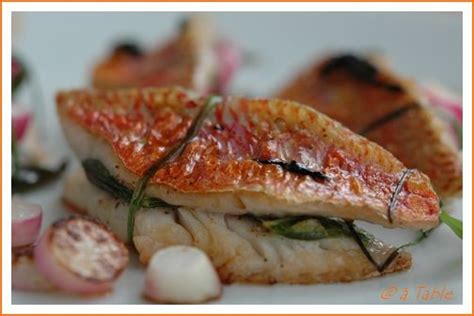 cuisiner des rougets recette n 052 filets de rougets sauce soja balades