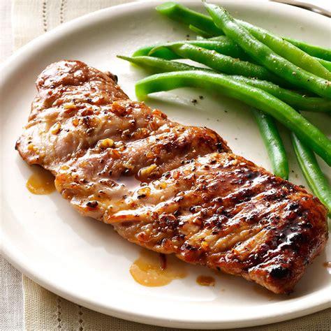 Caramelized Pork Tenderloin Recipe  Taste Of Home