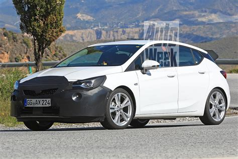 Opel Astra Facelift by Opel Astra Facelift 2019 Autoforum