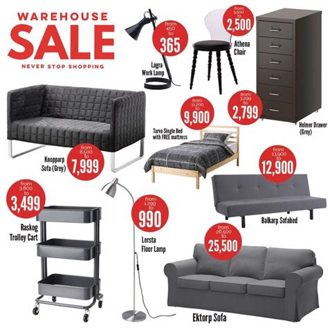 furniture source philippines warehouse sale  august